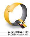 Haus hat das Gütesiegel »Servicequalität Sachsen-Anhalt«