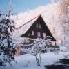 Naturfreundehaus Elmstein im Winter