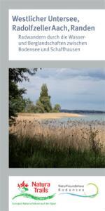 Flyer-Cover Natura Trail Westlicher Untersee