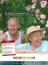 Cover der NATURFREUNDiN 1-09