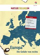 Cover der NATURFREUNDiN 1-14