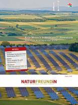 Cover der NATURFREUNDiN 2-09