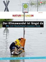 NATURFREUNDiN 3-2014 Cover