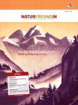 Cover der NATURFREUNDiN 3-09