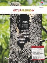 Cover der NATURFREUNDiN 4-14