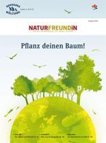 Titelseite der NATURFREUNDiN 4-15
