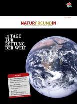 Cover der NATURFREUNDiN 4-09