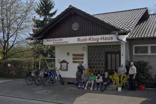 NaturFreunde Frankenthal - Rudi-Klug-Haus