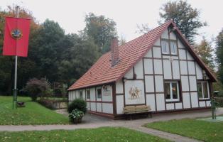 Naturfreundehaus Schlehberghütte Hausbild