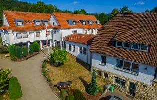 Naturfreundehaus Lauenstein Haupteingang