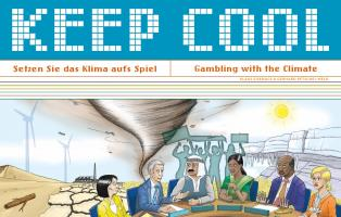 """Cover des Spiels """"Keep Cool"""""""