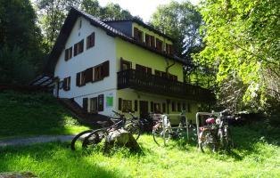 L003 NaturFreundehaus Schriesheimer Hütte