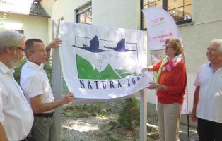 """Eröffnung des Natura Trails """"Rund um Mörfelden-Walldorf"""""""