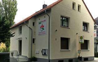 Naturfreundehaus Luhnsfelder Höhe Hausfoto