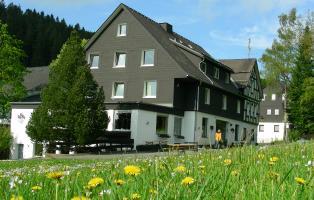 Naturfreundehaus Mollseifen Hausbild
