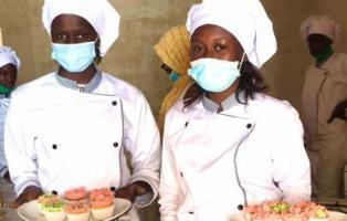 Auszubildende der Gastronomie