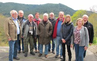 Teilnehmer der NUST-Tagung in Baiersbronn.
