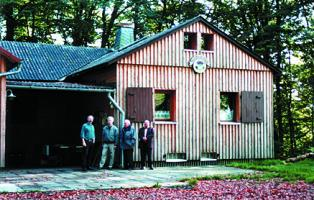 Naturfreundehaus Steinkautenhütte