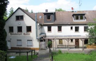 Naturfreundehaus Homburger Haus