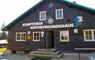 Naturfreundehaus Kempten