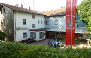 Naturfreundehaus Warndt-Ludweiler Hausbild