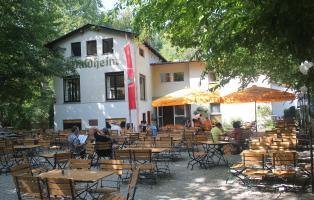 Naturfreundehaus Waldheim Arthur Wolf