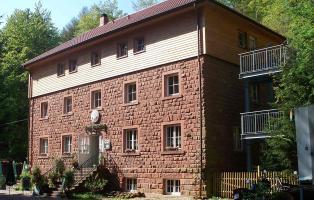 Naturfreundehaus Oppauer Haus