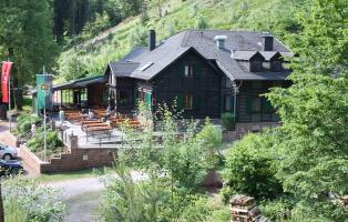Naturfreundehaus Lambrecht im Kohlbachtal