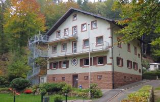 Naturfreundehaus Heidenbrunnental