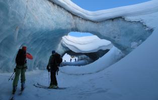 NaturFreunde-Skitour Ötztaler Alpen