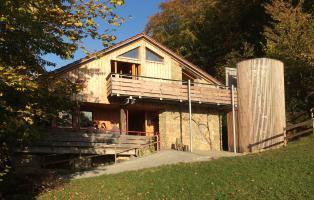 Naturfreundehaus Römerberg Hausbild