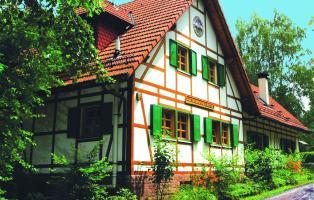Naturfreundehaus Lettenbrunnenhütte