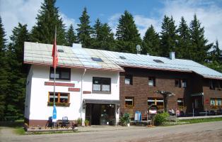 Naturfreundehaus Brend Hausbild