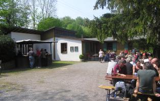 Naturfreundehaus Schießhof mit Ferienhäusle Sonnenecke