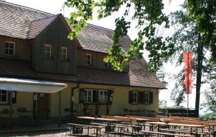 Naturfreundehaus Lemberg Hausbild