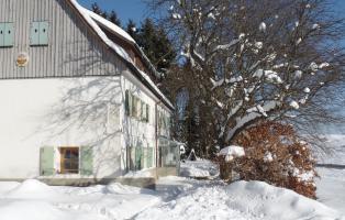 Naturfreundehaus Römerstein Winterhaus