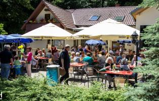 Naturfreundehaus Waldheim Dettingen/Erms Hausbild