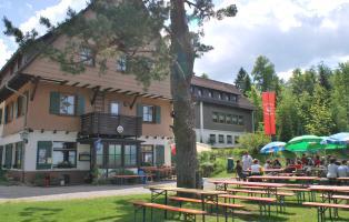 Naturfreundehaus Sommerecke Hausbild