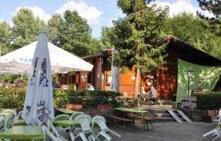 Naturfreundehaus Wanderstützpunkt Wanne Hausbild