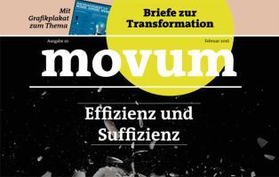 MOVUM 10 Effizienz und Suffizienz