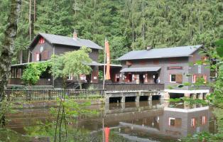 Naturfreundehaus An den Hofmannsteichen Hausbild