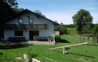 Naturfreundehaus Rechberghaus Hausbild