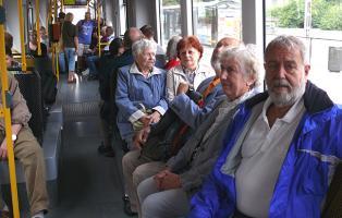 NaturFreunde-Ausflug mit dem Dresdner Nahverkehr