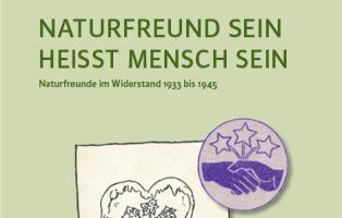 """Cover des Buchs """"Naturfreund sein heißt Mensch sein"""""""
