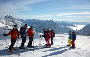Skigruppe