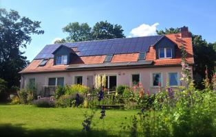 Naturfreundehaus Ferchels Hopfen-Hof Hausbild