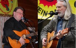 Klaus Grabenhorst und Gerd Schinkel