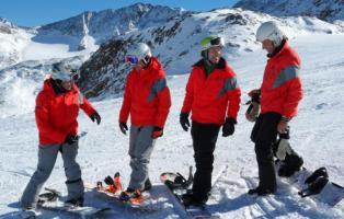 NaturFreunde-Bundeslehrteam Snowboard