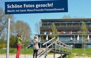 Fotowettbewerb des Naturfreunde-Verlags Freizeit und Wandern