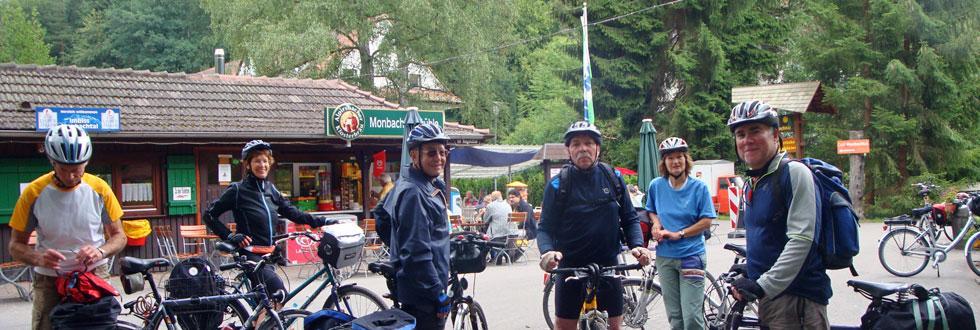 Radfahren mit den NaturFreunden